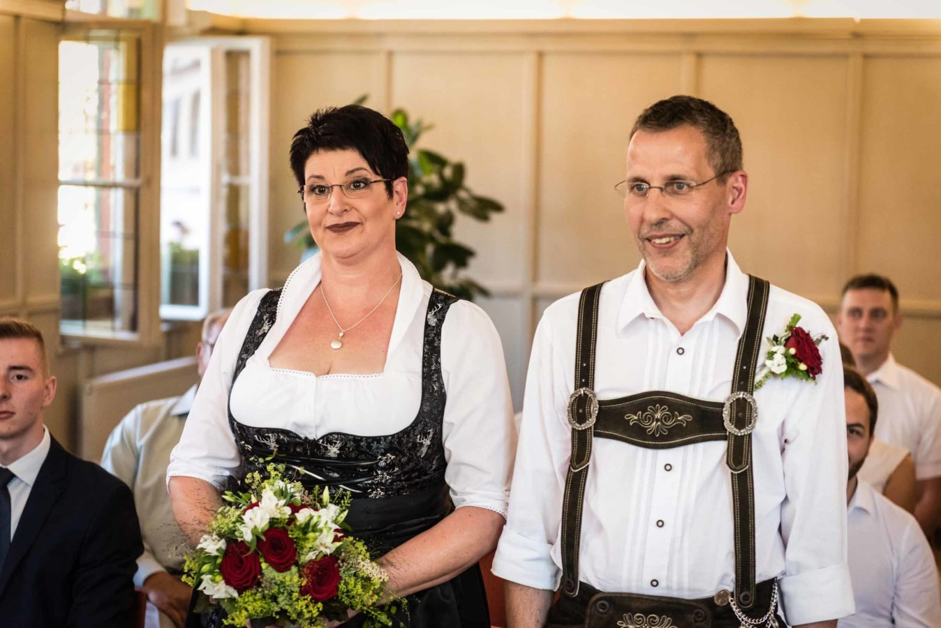 Standesamtliche Hochzeit Gabi Und Hubert Fotografie Mauer